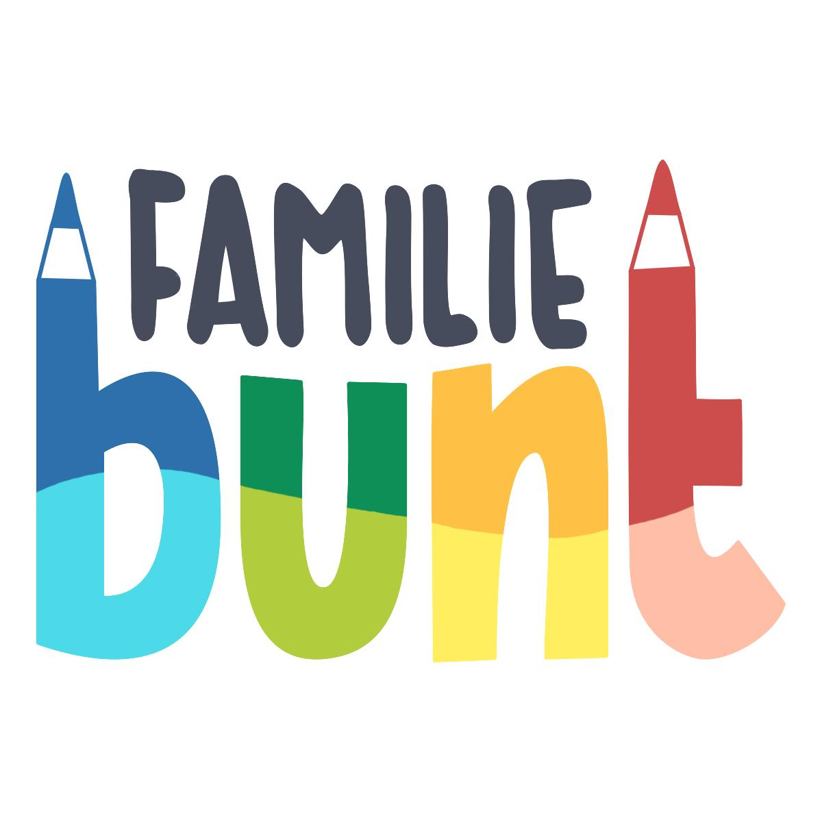Familie Bunt